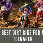 best beginner dirt bike for teenagers