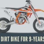 bet dirt bike for 9-years-old